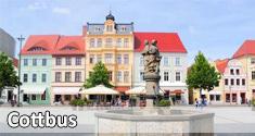 Weitere Informationen über Cottbus