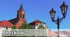 Weitere Informationen über die Kreisstadt Beeskow