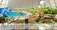 Weitere Informationen zum Tropical Island